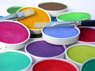 couleurs d'enfant