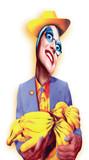 vendeuse de bananes poster