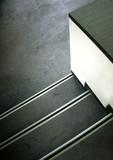 escalier poster