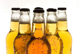 bottles of beer poster