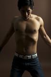 male model 11 poster
