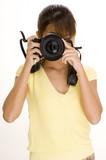 camera girl 1 poster