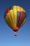 hot air balloning poster