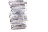 stack of cds poster