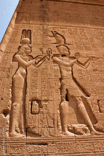 Papiers peints Egypte cleopatra