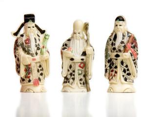 les dieux domestiques du feng shui