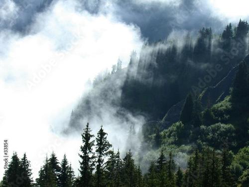 brume après l'orage - 33854