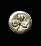 clover coin poster