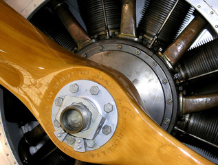 propeller and engine.