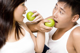 healthy couple 8 poster