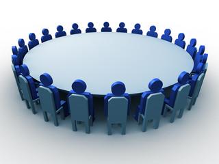 team meeting #1