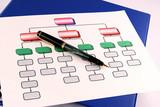 organization chart 1 poster