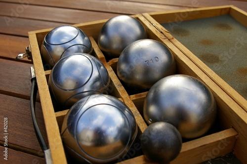 jeu de boules - 42028