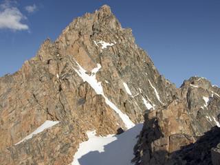 granite peak - montana