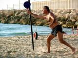 beachball poster