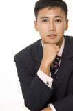 asian businessman 5 poster