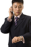 asian businessman 7 poster