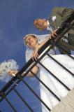 wedding couple poster