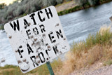 watch for fallen rock poster