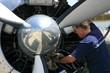 maintenance moteur avion