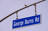 george burns rd poster
