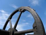 large wheel poster
