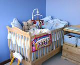 baby bedroom poster