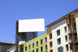 blank billboard poster