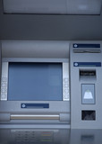 automatic teller machine poster