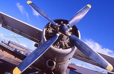moteur d'avion