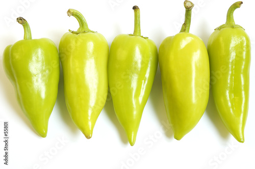 poster of five peppers
