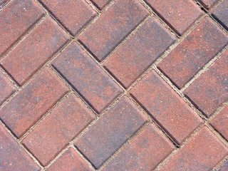 patio brick pattern