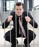business prisoner poster