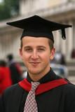 graduating student portrait poster