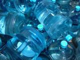 bottled water poster