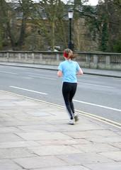 jogger girl 2
