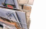 newspaper rack poster
