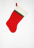 christmas stocking poster