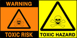 toxic risk warning series