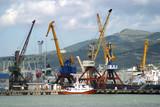 port of novorossisk - 2 poster