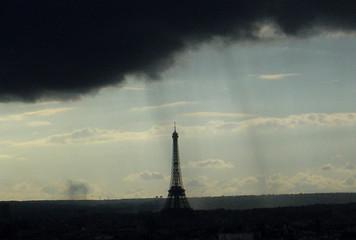 paris orage