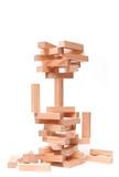 conceptual building blocks poster