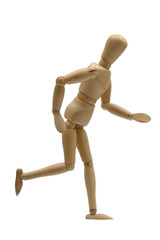 running mannequin side 2