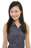 asian businesswoman poster