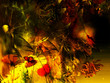 Quadro background seasonal, abstract floral