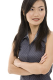 asian businesswoman 5 poster