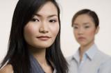asian businesswomen 4 poster
