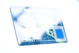 generic credit card poster