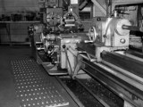 industrial milling equipment poster