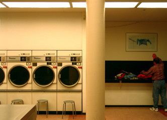 night laundry